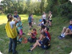 Fotogalerie letního dětského tábora baby camp